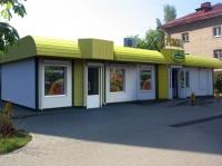 Рынок - магазин из сэндвич-панелей 117.6 кв.м