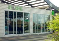 Кафе 32 кв.м Сэндвич панель