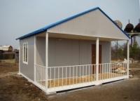 Дачный домик 30 м.кв (6х5х3,1м) на базе блок контейнеров внутренняя отделка ПВХ