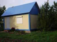 Дачный домик 20 м.кв (5х4х3,4м) из металлического каркаса внутренняя отделка Вагонка