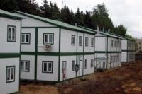 Общежитие на 201,6 кв.м каждый этаж (общежитие для рабочих 14х7,2х7м)
