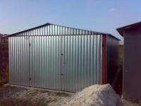 Гараж 3,6х7х3м (гараж заводской 25,2 м.кв)