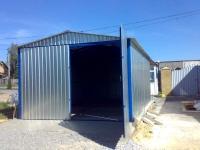 Гараж 3,6х6х2,5м (холодный гараж для дачи 21,6 м.кв)