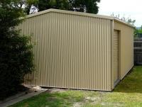 Гараж 4,8х6х2,5м (теплый гараж дя дачи 28,8 м.кв)