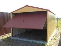 Гараж 3,6х7х3м (холодный гараж для дачи )