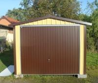 Гараж 3,6х6х2,5м (холодный гараж для дачи )