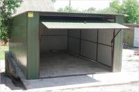 Гараж 3,6х6х2,7м (холодный гараж для дачи )