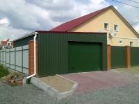 Гараж 5х7х3м (холодный гараж для дачи )