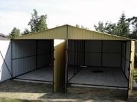 Гараж 7,2х7х3м (холодный гараж для дачи )