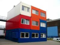 Общежитие 9х7.2х5м (194,4 кв.м) внутренняя отделка МДФ(194.4 кв.м)