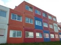 Общежитие 403.2 кв.м внутренняя отделка МДФ