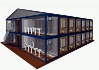 Общежитие 14х16,8х6. Внутренняя отделка МДФ (470.4 кв.м)