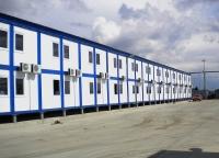 Общежитие из блок-контейнеров 806.4 кв.м  (общежитие для рабочих 14х28,8х5м.)