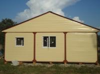 Дачный домик 7,2х6х3,1. внутренняя отделка Вагонка