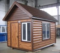 Дачный домик 12 м.кв  внутренняя отделка Вагонка