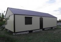 Дачный домик 50 м.кв  внутренняя отделка Вагонка
