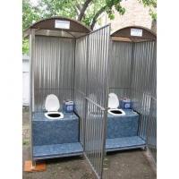 Летний туалет 1.2х1.5х2,5м