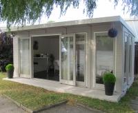 Летняя кухня 3.5х6х2.8