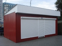 Торговый павильон 6х4х3м