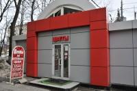 Торговый павильон 27 м.кв из сэндвич-панелей